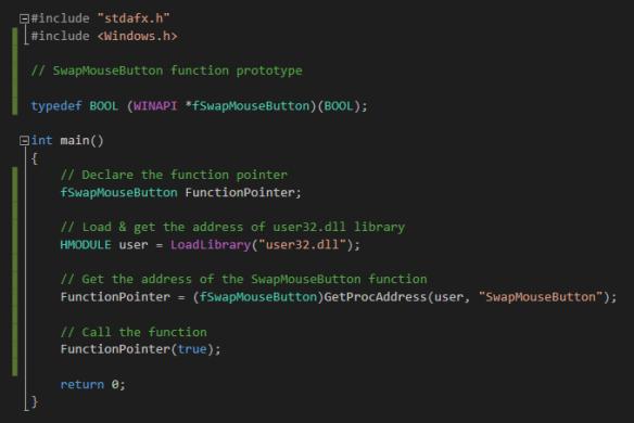 Introduction to Windows shellcode development – Part 3 – Security Café