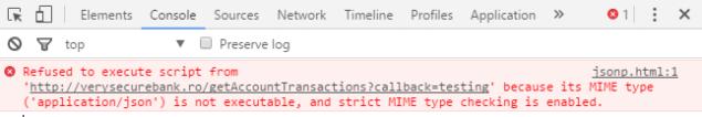 content-type-error