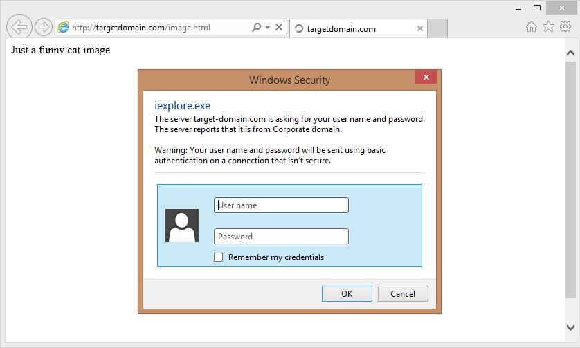 Phishy Basic Authentication prompts – Security Café